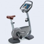 Technogym Bike Upright 700 tv