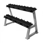 J Dumbbell Rack