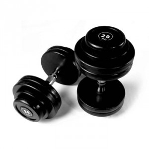 Jordan Rubber Dumbbells