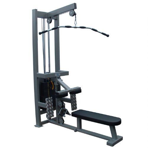 lat row machine